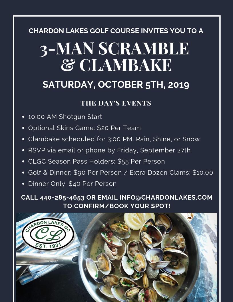 scrambleclambake